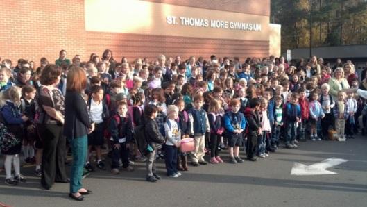St Thomas More School